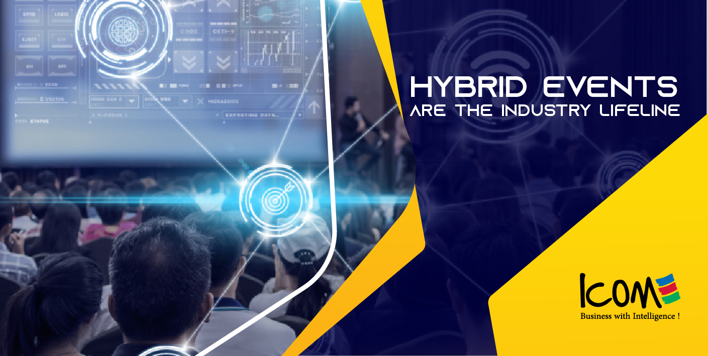Hybrid Events are the Industry Lifeline