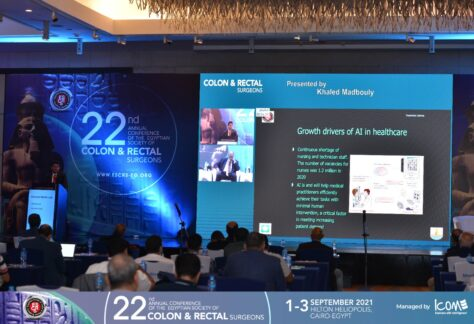 The 22nd Conference of Colon & Rectal Surgeons